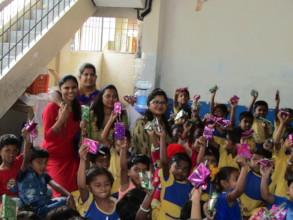 Foundation Day with Bank of Baroda