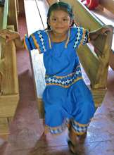 Mountain Ngabe Girl