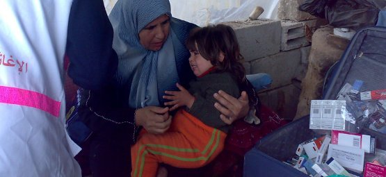 Bring Emergency Aid to Women and Families in Gaza