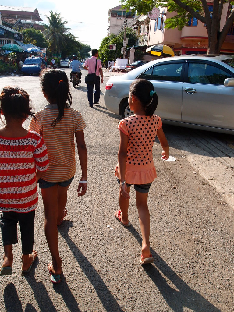 Protect 20 girls from abuse in Cambodia