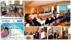Central Asia Autism Network Conference 2014