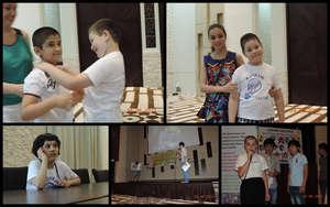 Children's Conference in Tajikistan