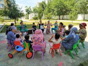 Group programs for children and parents