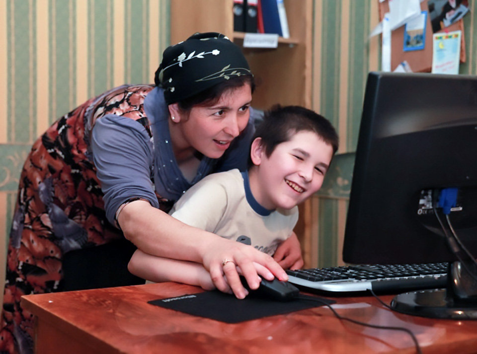 Support for Children with Autism in Tajikistan
