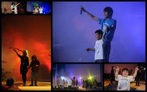 A concert enjoyed by all....