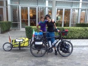 IRODA Volunteers - Riding for awareness and change
