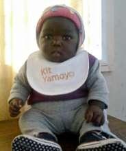 Joshua: Kit Yamoyo poster boy at just 4 months old