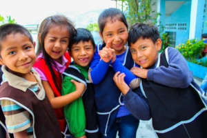 Break The Cycle Of Poverty Through Education in GT