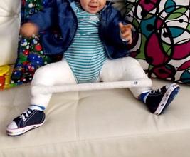 A beautiful child