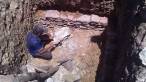 Building Septic Tank of Toilet, HHC Support