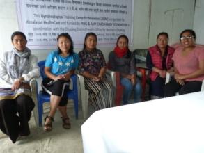 Sherthung Midwife Training