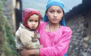 Himalayan HealthCare Helps Women and Children
