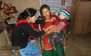 Bring healthcare to thousands in rural Nepal