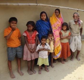 Send 500 non school going children to School