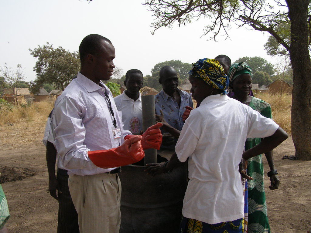 Agro-Charcoal in Chad as Vocational Enterprises
