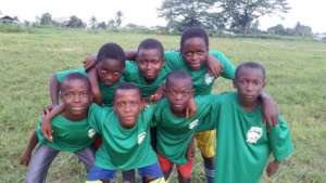 Youth in Njuki are ready to PLAY4PURPOSE