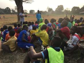 Soccer + Life Skills for 1,000+ Youth in Cameroon