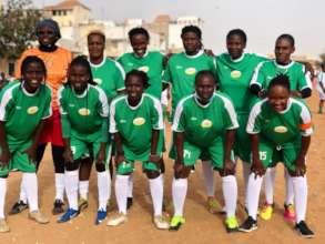 Senegal National Team Alum Reunite for Gala Match