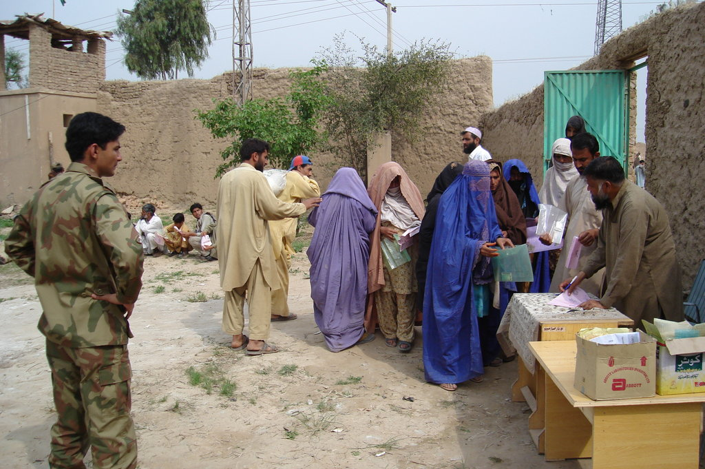 Help Desperate Families from Pakistan Disasters