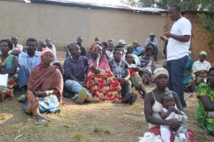 Awareness in Kamonyi District