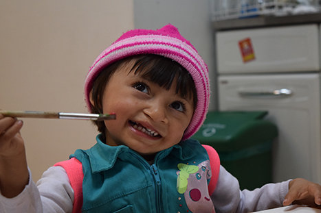 Giving Kids a Smile Like Yours In Colombia