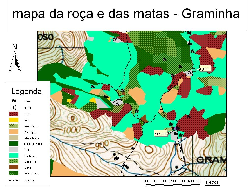 Iracambi I-GIS for the Atlantic Rainforest