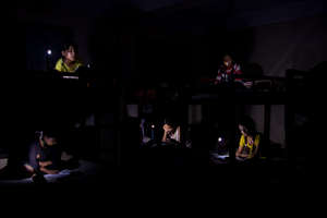 We are safe from fire through Kerosene Lamp