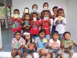 Children and their creativity