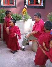 Give Schooling and Housing to a Child From Nepal