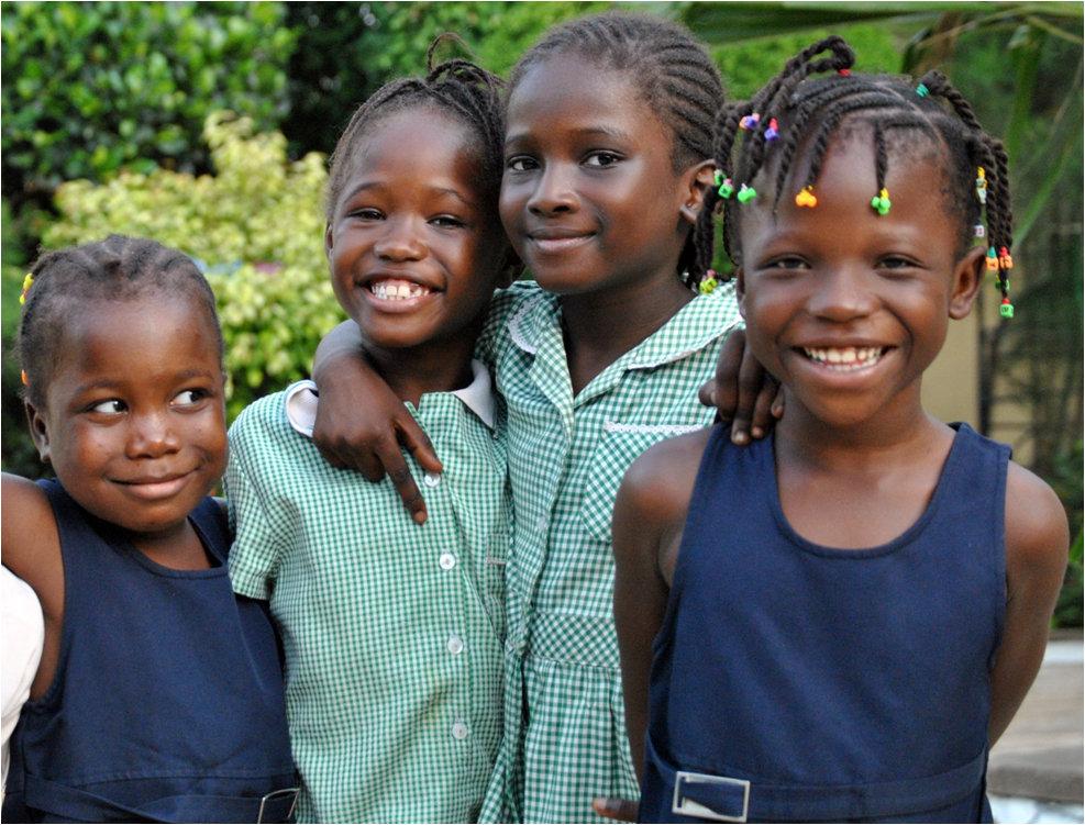Help keep 100 children in Sierra Leone healthy
