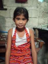 Emmanual's sister Angel