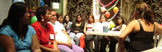 Help women start small businesses