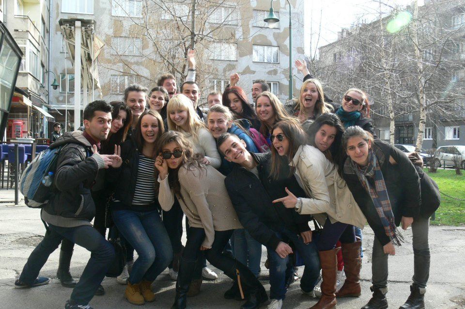 College education for 10 talented students in BiH