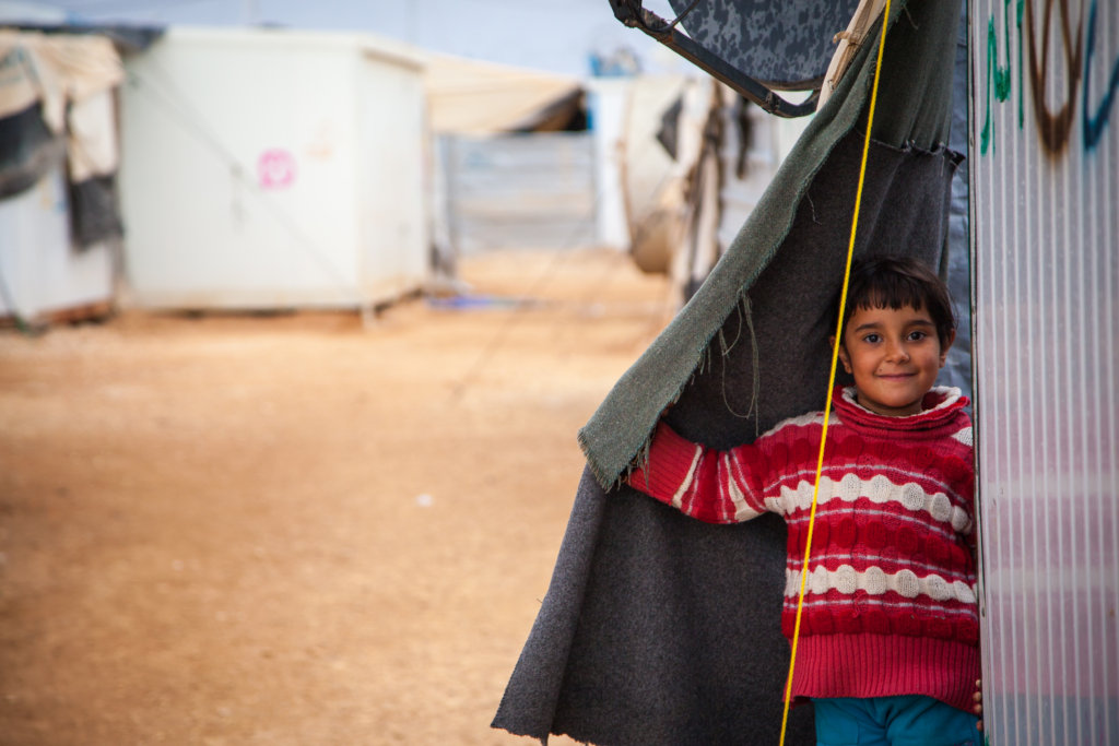 Provide Relief for Syrian Refugees