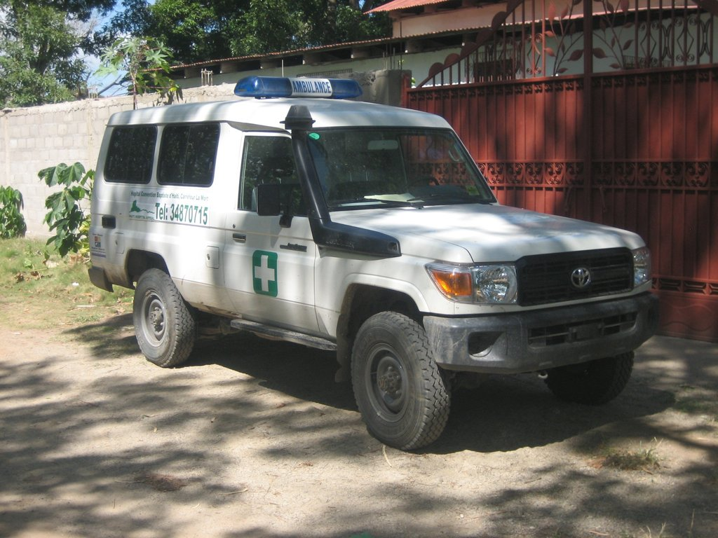 Community Health Center and Ambulance Service
