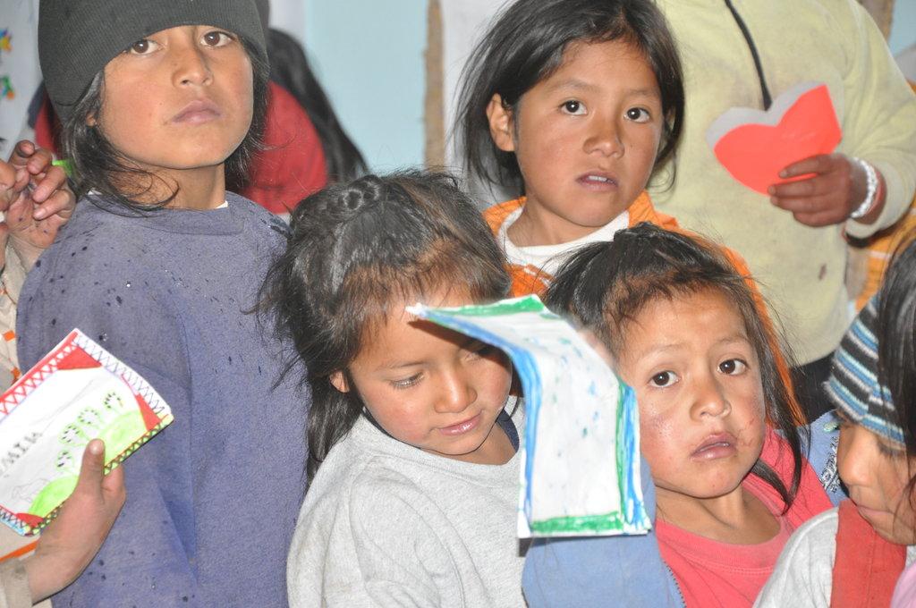 School trips for children in Latin America