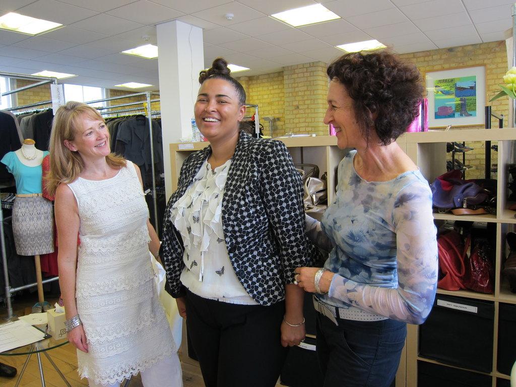 Help disadvantaged women secure employment