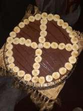 One of Keyla's cakes.