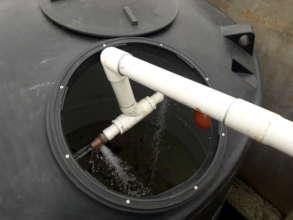 The Las Bellezas water system.