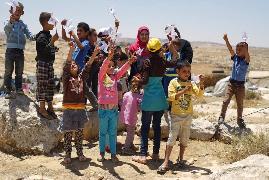 U.S. Movement to Save Palestinian Villages