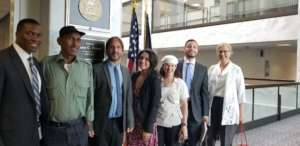 6/18 RA brought Eid Jahalin to 29 Congress offices