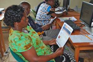 Teachers' workshop conducted by US Embassy staff