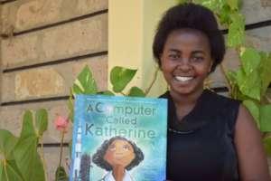 Edith Scored Top 10 on National KCSE Exam!