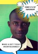 Super Hero Evans