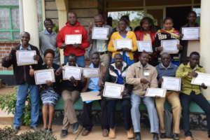 3. Graduates of the Teacher Technology Class
