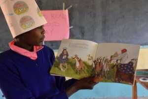 Student Read Aloud at Sofia PS