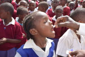 5999 students dewormed in January!
