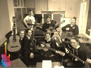 Guitars 4 Kids - New Year, New Term, New Students!