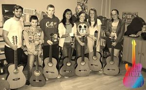 MYF students from Dublin 12