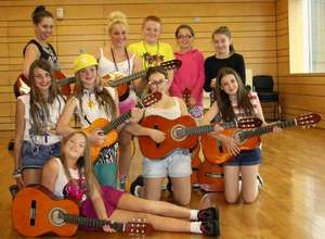 Ballybough Guitars for Kids Group